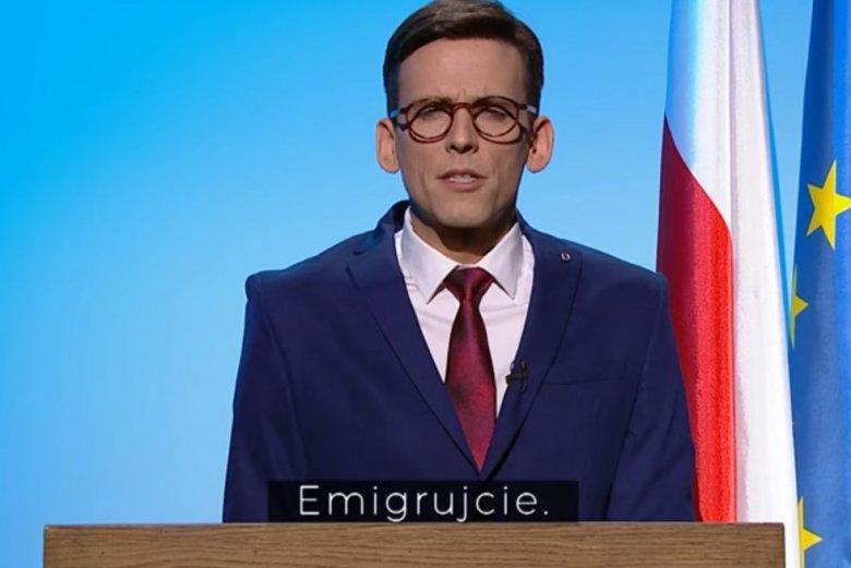 Sorry, Mateuszu Morawiecki. W SNL Polska mają lepszego Mateusza Morawieckiego.