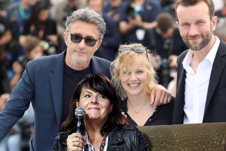 Karolina Korwin-Piotrowska zrobiła relację z Cannes z kanapy.
