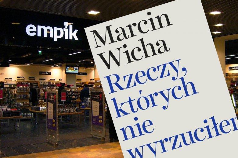 – Z tą książką jest coś nie tak, wczoraj czytałam Remigiusza Mroza i czułam się zupełnie normalnie - skarży się czytelniczka z Krakowa.