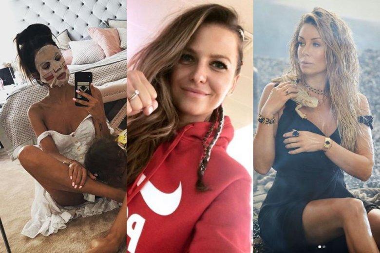 Natalia Siwiec, Anna Lewandowska i Małgorzata Rozenek na jednym zdjęciu. Internauci oburzeni.