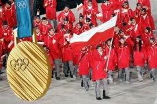Polacy otrzymali w Pjongczang medal za całokształt pracy.