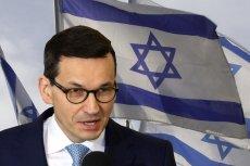 Mateuszu Morawiecki, ASZdziennik ma dla Ciebie 3 słowa, które pomogą naprawić relacje Polska - Izrael.