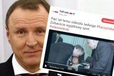 """""""Wyjątkowy spot o Jadwidze Kaczyńskiej w TVP"""" nareszcie raz na zawsze rozstrzyga spór o odpolitycznienie telewizji."""