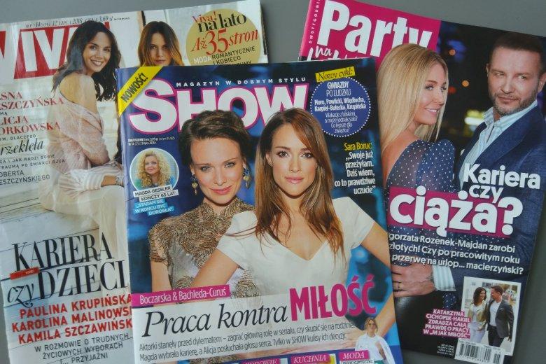 Viva, Show i Party pokazują kobietom, gdzie ich miejsce.