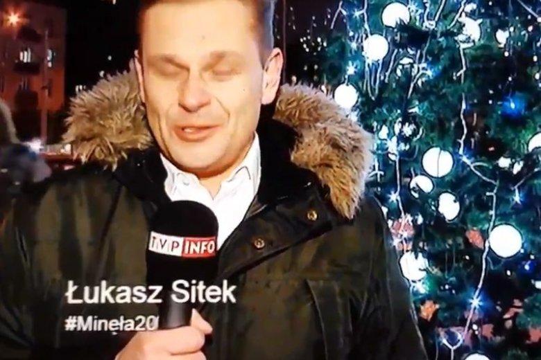 Łukasz Sitek i jego sonda odkryła nowe pokłady dna.
