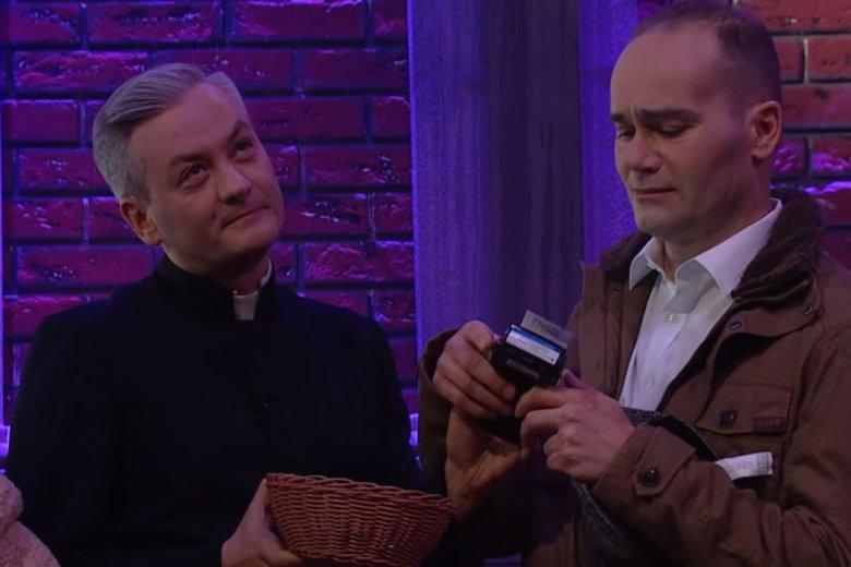 Robert Biedroń dał radę w SNL Polska. I chyba zapowiedział start w wyborach 2020.