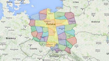 Oto Nowy Podzial Administracyjny Polski Rzad Nawiazuje Do
