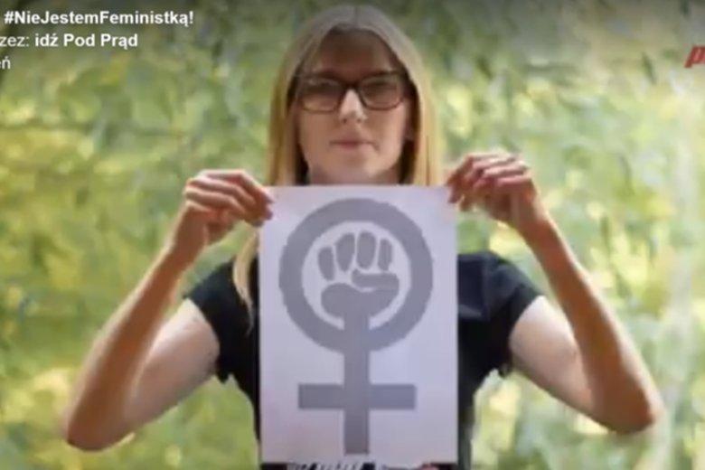 Akcja #NieJestemFeministką portalu Idź Pod Prąd zachęciła do feminizmu tysiące kobiet.