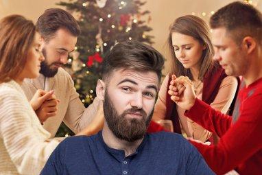 spotykać się z osobą niereligijną 40-letni mężczyzna z 28-letnią kobietą