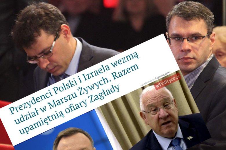 """Antysemickie komentarze na wPolityce.pl. Ostrzegamy przed akcją """"rosyjskich trolli"""" oczerniających Polaków."""