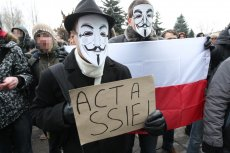 ACTA ssie. Nowa dyrektywa unijna też.