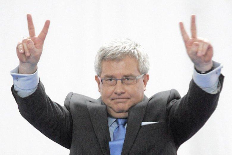 Ryszard Czarnecki pierwszym odwołanym w PE za bycie palantem.