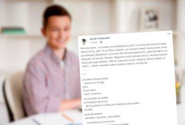 Jacek Podsiadło Pomógł Maturzyście W Interpretacji Swojego