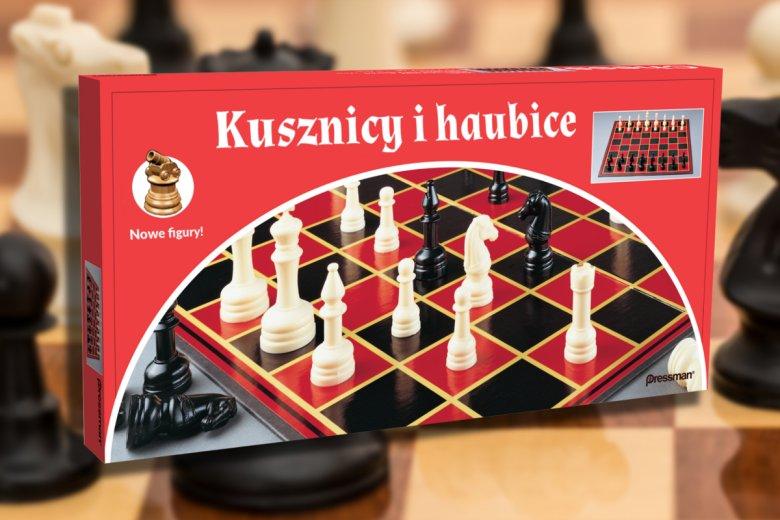 Twórcy szachów zaszokowali fanów planszówek nowym dodatkiem.