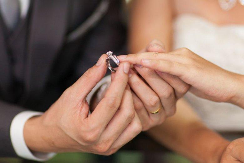 Koniec formalności. Do ślubu wystarczy być.