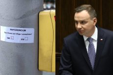Referendum, w którym wzięłoby udział 38 milionów Polaków.