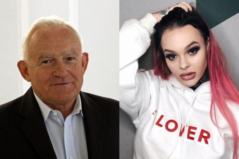 Leszek Miller wie lepiej, jaka jest orientacja jego wnuczki.