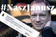 Maciej Stuhr mocno o Januszu Rudnickim. Na ten głos czekaliśmy.