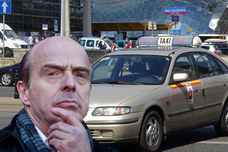 """Producent programu TVP """"Warto rozmawiać"""" zamawiając taxi życzył sobie, żeby kierowcą był Polak."""