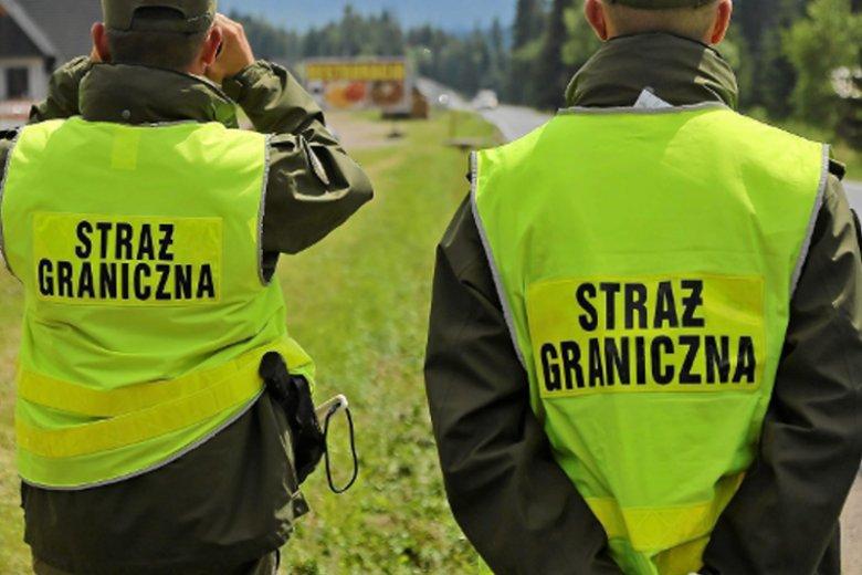 Polska straż graniczna obroniła Polskę przed ciężarną Ormianką.