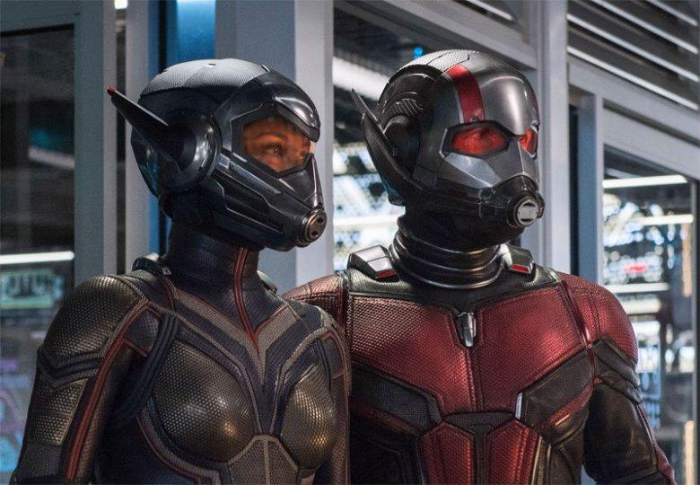 """Trailera """"Ant-Man and the Wasp"""" nie będzie, bo autor nie może się oderwać od oglądania trailera """"Ant-Man and the Wasp""""."""