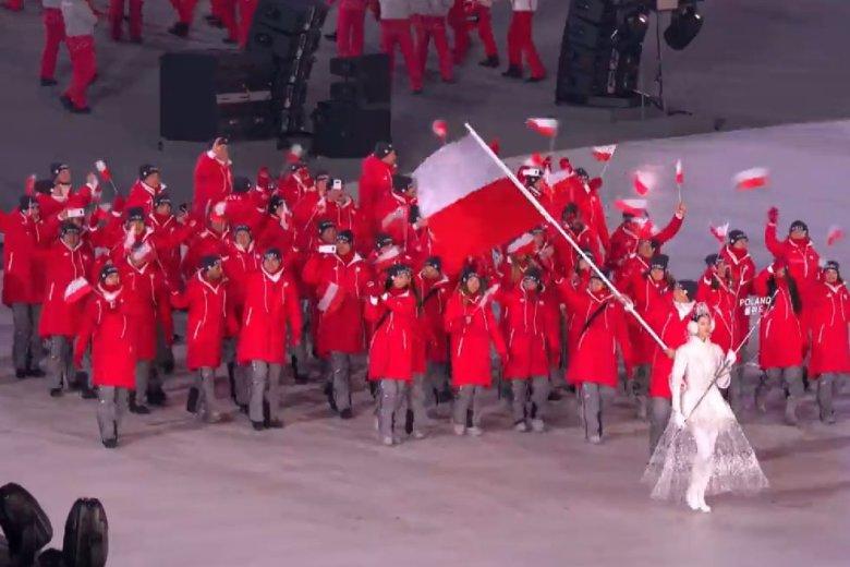 Szok na otwarciu. Igrzysk w Korei.