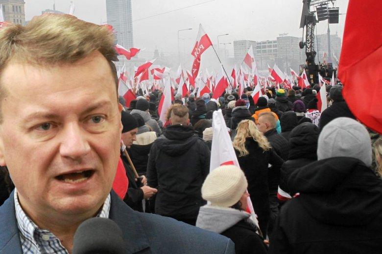 Politycy i dziennikarze prawicy nareszcie szczerze o Marszu  Niepodległości.