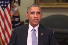 Obama ostrzega przed fake newsami.