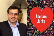 Przygotowaliśmy specjalne serduszka WOŚP dla Jacka Karnowskiego.