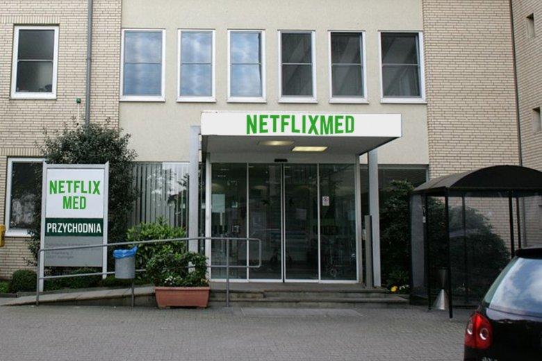 Netflix otwiera sieć przychodni.