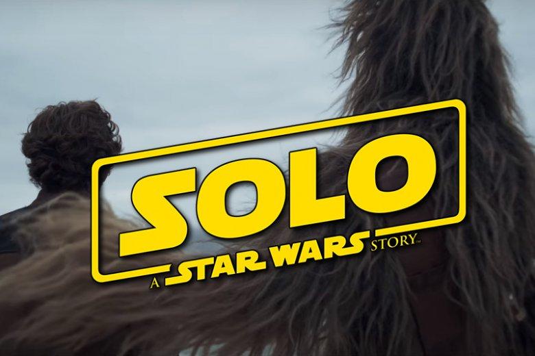 "Spot ""Solo: A Star Wars Story"", nowego filmu o Hanie Solo."
