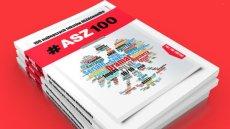 Książka ASZdziennika pod każdym dachem. Wybraliśmy 100 naszych najlepszych tekstów, żeby już nigdy nie zginęły!