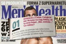 Magazynowi Men's Health udało się napisać tekst przeciwko molestowaniu kobiet, jakby byli za.