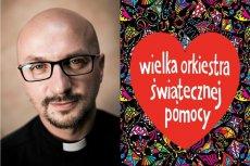 Ksiądz Grzegorz Kramer odpowiedział na kolędzie na pytanie o Kościół i WOŚP.