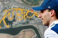 Robert Kubica zostawił po sobie w Abu Zabi nie tylko dobre wrażenie.
