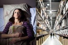 IKEA udostępnia łóżka klientom, którzy muszą się jeszcze przespać z decyzją.