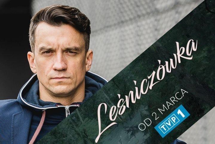 """Michał Czernecki. """"Ucho prezesa"""" w """"Leśniczówce""""."""