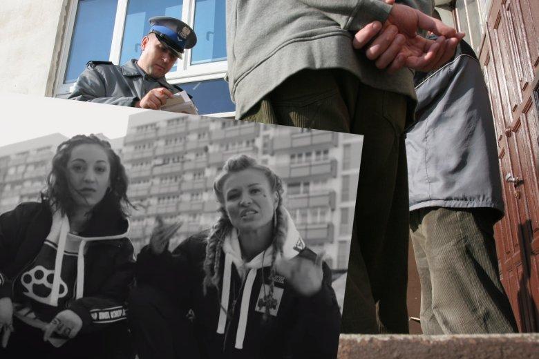 """Joanna Krupa w filmie dla SNL Polska rozwinęła slogan CHWDP rozwinęła jako """"Chcę Wam Dać Psa""""."""