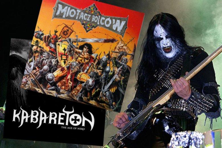 Spolszczyliśmy nazwy kapel metalowych.