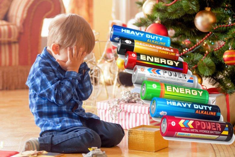 42215de6 Dramat dzieci. Rodzice kupili im baterie i zapomnieli o zabawkach ...