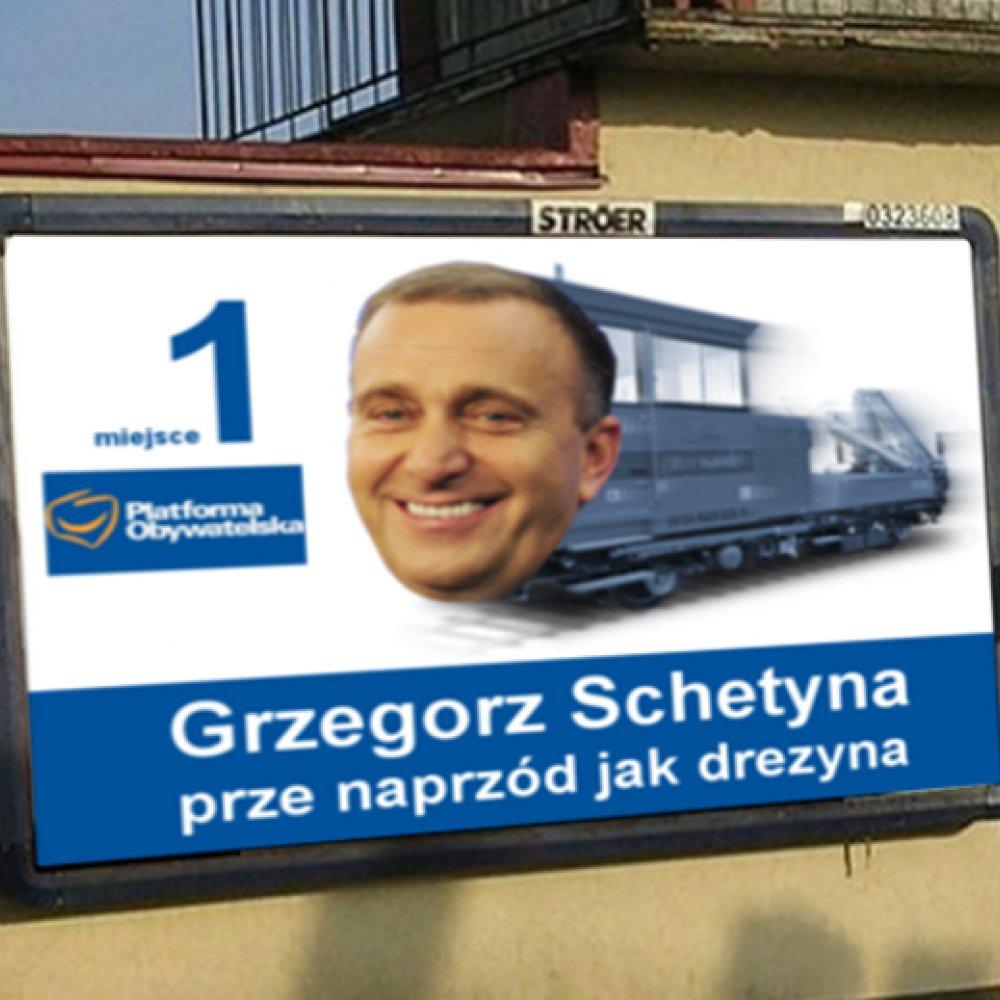 Tak Wyglądałyby Najgorsze Plakaty Wyborcze Znanych Polityków